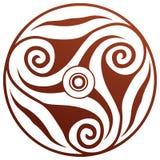 Solar symbol Stock Image