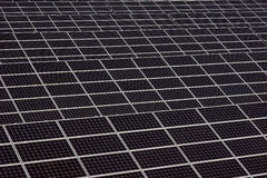 Solar system panels Royalty Free Stock Photography