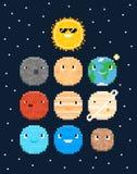 Solar System Royalty Free Stock Image
