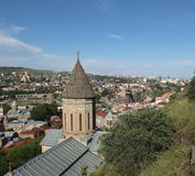 Solar Tbilisi Stock Photo