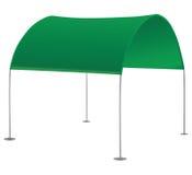 Solar Tent Royalty Free Stock Photo