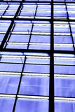 Solar textured roof Royalty Free Stock Photos