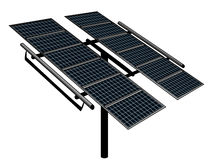 Solar Tracker Royalty Free Stock Photo