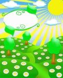 The Solar type Royalty Free Stock Photos