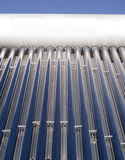 Solar water heating system Royalty Free Stock Photography