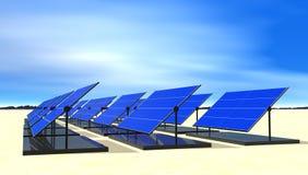 Solar5 Stock Image
