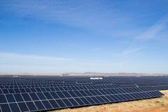 Solaranlage Lizenzfreie Stockfotos