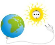 Solarenergie Lizenzfreie Stockbilder