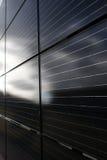 Solarenergie Stockfoto