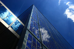 Solarenergie - Energie-Rücklauf Lizenzfreies Stockbild