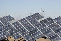 Solarforschungszentrum 2 Stockfotografie