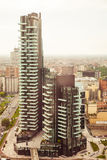 Solaria Tower, Milan Royalty Free Stock Images