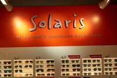 Solaris-opslag stock foto