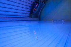 Solarium stock photos