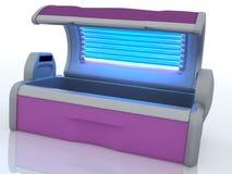 Solarium Stock Foto