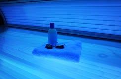 Solarium Royalty Free Stock Photo