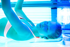 Solarium Stock Photo