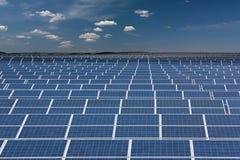 Solarland Lizenzfreie Stockfotos