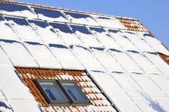 Solarmodule Stockbild