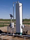 SolarPanel-8482 Lizenzfreie Stockbilder