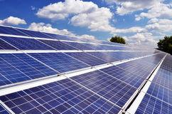 Solarpanels Stock Images