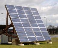 Solarpannel Stockfotografie