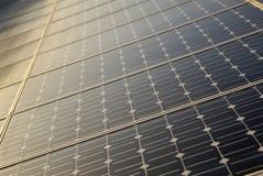 Solarpannels Stockbilder
