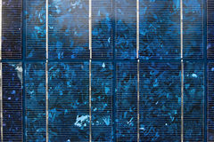 Solarpower. Simpel model often used in Stock Image