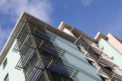 Solarschattierung lizenzfreies stockfoto