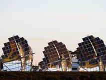 solary elektryczność obrazy royalty free