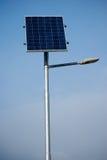 Solarzelle der Antenne Stockbilder