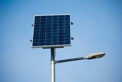 Solarzelle der Platte Lizenzfreie Stockfotografie