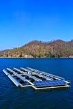 Solarzellen lizenzfreie stockfotografie