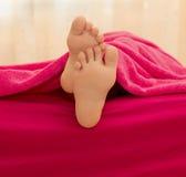 Solas dos pés Imagem de Stock Royalty Free