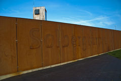 Solberg Kontrollturm (Solbergtårnet) Lizenzfreies Stockbild