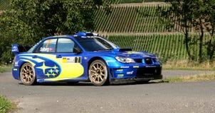 Solberg WRC Imagens de Stock