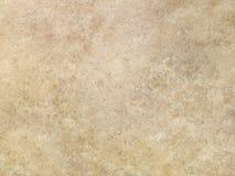 Solbränd textur för travertinemarmoryttersida Royaltyfri Bild