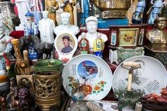 Solchen großen Mann Mao Zedong kleine Einzelteile stockfotografie