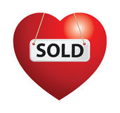 Sold Stock Photography