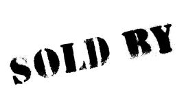 Sold By rubber stamp Stock Photo