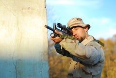 Soldado Imagens de Stock