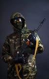 Soldado Fotografia de Stock Royalty Free