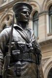 Soldado Fotografía de archivo libre de regalías