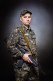 soldado foto de stock royalty free