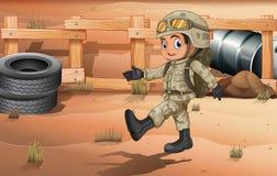 soldado Fotos de Stock Royalty Free