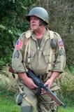 Soldado americano Fotografia de Stock Royalty Free