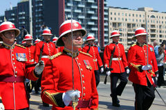 Soldado canadiense Fotos de archivo libres de regalías