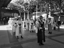 Soldado coreano Imagenes de archivo