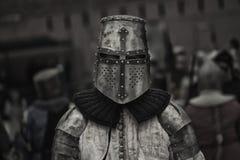 Soldado da Idade Média Imagem de Stock Royalty Free