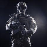 Soldado das forças especiais Imagem de Stock